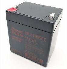 12V 5AH Sealed Lead Acid Battery 12 Volt 5 AH Home Security Alarm UB1250 PS-1250