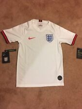 Nike England Breathe Lionesses home soccer Jersey white Size Youth Medium $75