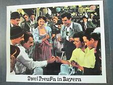 ZWEI PREUßN IN BAYERN - Aushangfoto #1 - Hans Albin - Renate Ewert, Beppo Brem