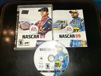 NASCAR 09 (Sony PlayStation 3, 2008) *BUY 2 GET 1 FREE +FREE SHIPPING*