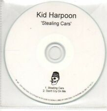 (AI219) Kid Harpoon, Stealing Cars - DJ CD