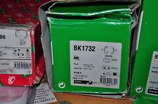 kit frein arrière trw:bk1732;fiat,lancia ; 180x30
