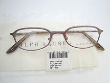 Ralph Lauren Optical Frame Womens Polo by Safilo RL680 Light Weight Frame Italy