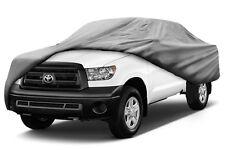 Truck Car Cover GMC Sonoma Reg Cab Long Bed 1998 1999 2000
