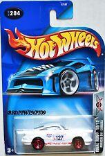 HOT WHEELS 2003  FINAL RUN  PORSCHE 911 CARRERA #204