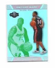 Dwyane wade, Daequan Cook 2007-08 Topps Co-signers, Silver Green foil, 11/19!!!