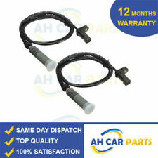 2X ABS SPEED SENSOR For BMW 1 SERIES E81,E82,E87,E88  34526762466 REAR - AWS001