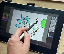 "Wacom One Creative Pen Display DTC133W0B Graphics Table 13.3"""
