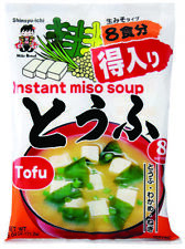 Miyasaka Japanese Miso Soup, Tofu, 8 Servinngs