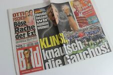 BILDzeitung 30.06.2006 Juni 30.6.2006 Geschenk 14. 15. 16. 17. Geburtstag