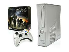 Microsoft xbox 360 console slim Halo reach-Kinect ready + contrôleur allemand