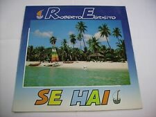 "ROBERTO ESPOSITO - SE HAI - 12"" VINYL 1992 EXCELLENT CONDITION"
