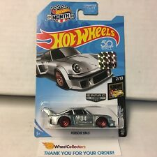 Porsche 934.5 * ZAMAC * Limited FACTORY SET 2018 Hot Wheels * NF