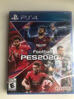 Konami eFootball PES Pro Evolution Soccer 2020 Playstation 4 PS4