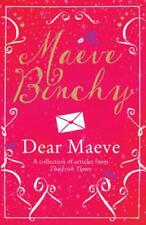 Dear Maeve by Binchy, Maeve Paperback Book 9781781999851 NEW