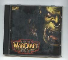 WarCraft III: Reign of Chaos (Russian Licence)
