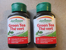 2 Bottles-Jamieson Green Tea Phytosome Complex 30 Capsules Each