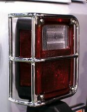 Rampage Euro Taillight Guards for 07-18 Jeep Wrangler JK / JK Unlimited 88460