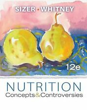 Nutrition: Concepts and Controversies, 12th Edition (Available Titles CourseMat