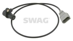 SWAG Crank Angle Sensor 32 92 4446 fits Volkswagen Passat 1.8 T (3B2) 110kw, ...