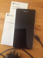 "Nokia Lumia 950 Microsoft 32GB 4G LT SIM free 5. 2"" White Superb Condition"