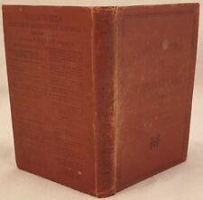 VIGILIO INAMA LETTERATURA GRECA MANUALE HOEPLI GREEK LITTERATURE 1894 GRECO