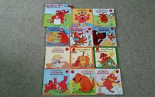CLIFFORD Lot 12 Childrens CHRISTMAS HALLOWEEN Picture Books & 4 IN 1~ 16 Stories