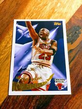 1995-96 Topps, Top Flight, Michael Jordan, #TF1