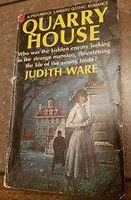 Quarry House by Judith Ware A Paperback Library Gothic  1965