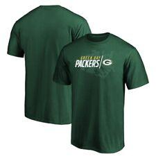 Green Bay Packers XXL  Iconic Geo Drift Tee Shirt