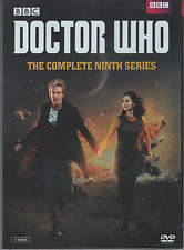Doctor Who The Complete Ninth Series (5 Dvd Set)