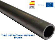 TUBO REDONDO ACERO AL CARBONO HIERRO CORTADA A MEDIDA/ CARBON STEEL IRON SHEET