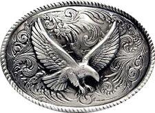 Gürtelschnalle Buckle Flying Eagle Adler Lizensiert