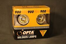 Bumper YELLOW Driving/ Fog Light KIT~ Includes Hella Relay ~ OPTA 900NB