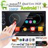 "7"" 2DIN Android7.1 Autoradio Bluetooth Auto WIFI GPS Navigator MP5 Player Kamera"