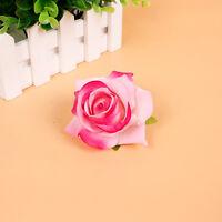 Women Multi Blooming Rose Flower Wedding Bridal Hair Clip Headpiece Brooch Pin