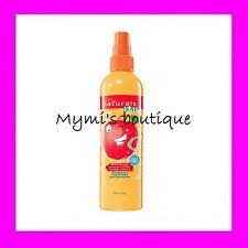 Spray vaporisateur démêlant cheveux AVON enfant senteur mangue - sans rinçage !