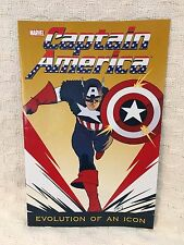 Marvel Captain America Evolution Of An Icon Poster Book 2006