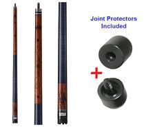 Viper Desperado Freedom 50-1000 Pool Cue Stick 18-21 oz. & Joint Protectors