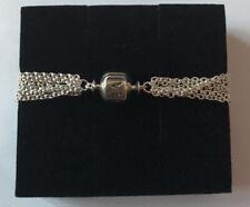 Pandora Moments One Clip Bracelet Size S Brand New