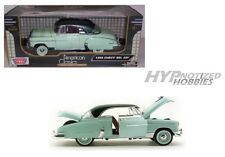 MOTOR MAX 1:18 1950 CHEVY BEL AIR CONVERTIBLE DIECAST LIGHT GREEN 73111AC-LTGRN