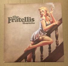 "The Fratellis - Henrietta 8"" Card P/S Brown Vinyl"