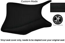 Vinilo negro automotriz Personalizado Para Honda CBR 250 frontal Rider Cubierta de asiento 2011-2012