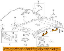 Chevrolet GM OEM 11-15 Cruze Interior-Roof-Inside Grip Grab Handle 95228590