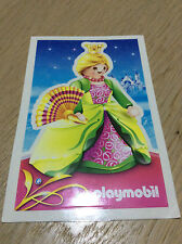 STICKERS STICKS AUTOCOLLANT playmobil  PRINCESSE Chateau FÉE NEUF