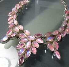 "Handmade Moonstone 18 - 19.99"" Fine Necklaces & Pendants"