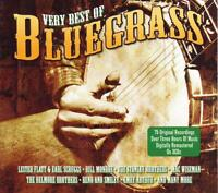 THE VERY BEST OF BLUEGRASS - V/A (NEW SEALED 3CD SET)