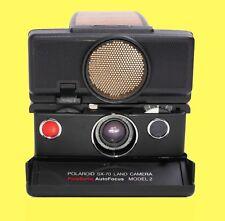 Polaroid SX70  Autofokus