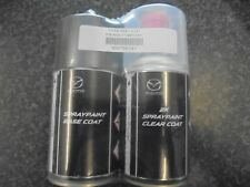 MAZDA TITANIUM GREY 29Y SPRAY PAINT AND LAQUER BRAND NEW GENUINE PART 250ML