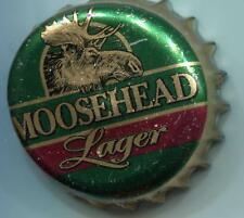 Moosehead Lager Beer Bottle Cap